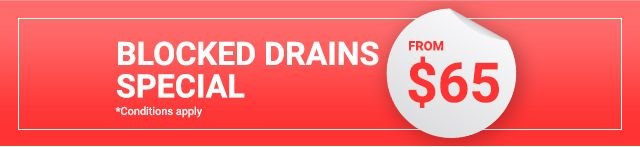 blocked drains special