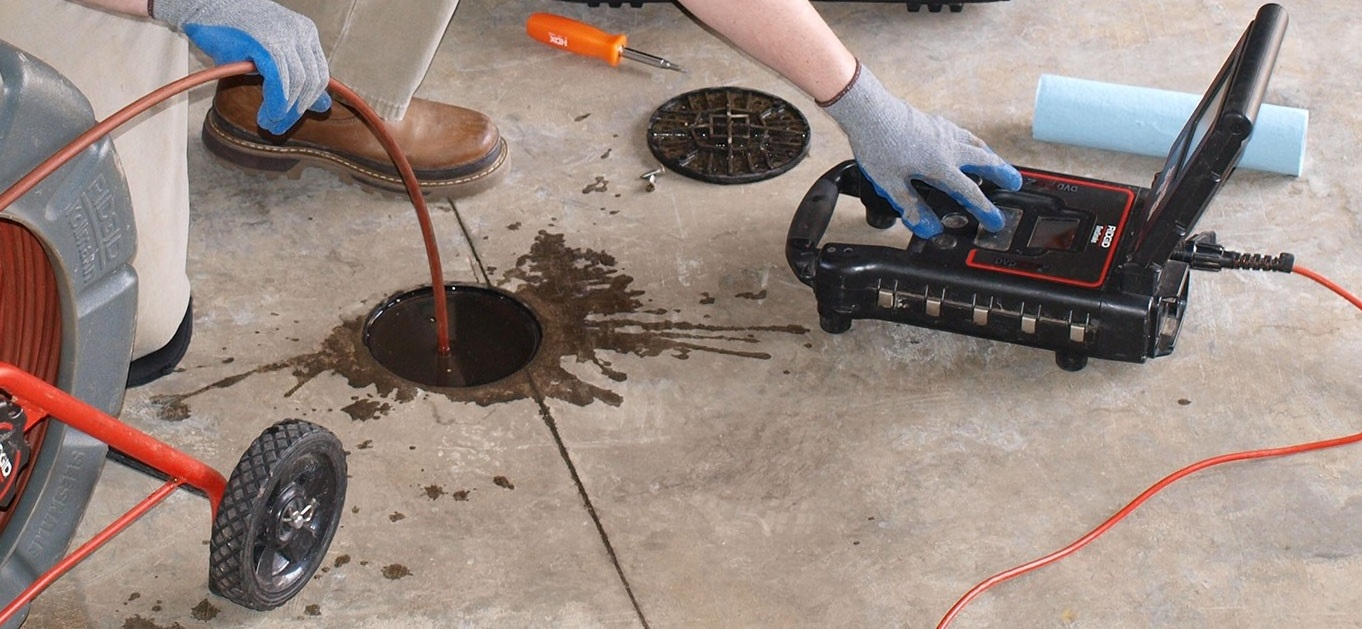 Cctv drain inspection camera – how does it work?